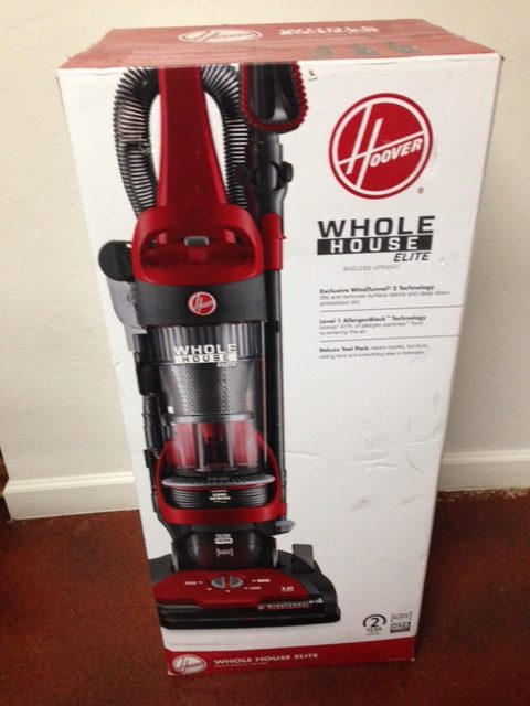 When a donation of a vacuum cleaner is more than a donation of a vacuum cleaner