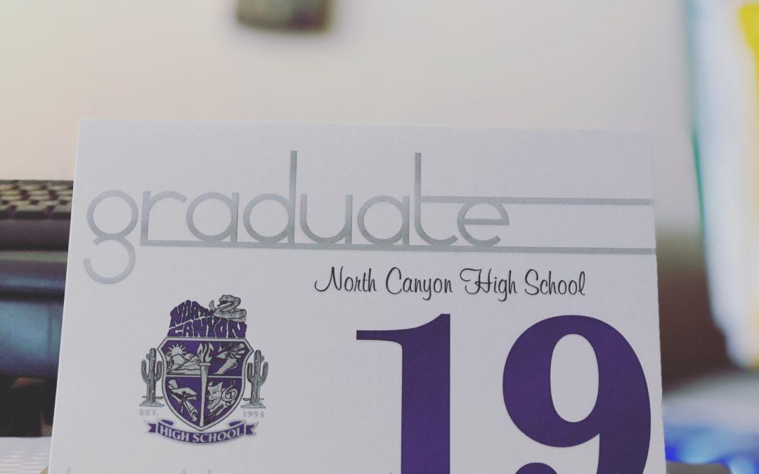 Bridge Kid Graduates!
