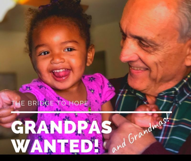Grandpas Wanted!